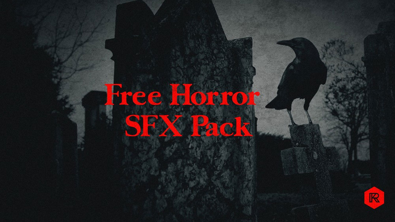 Freebie: Horror Sound Effects
