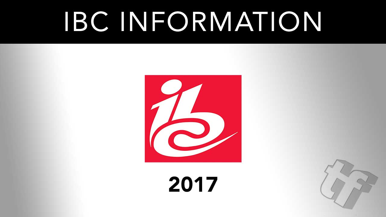 Event: IBC 2017 Booths Not to Miss