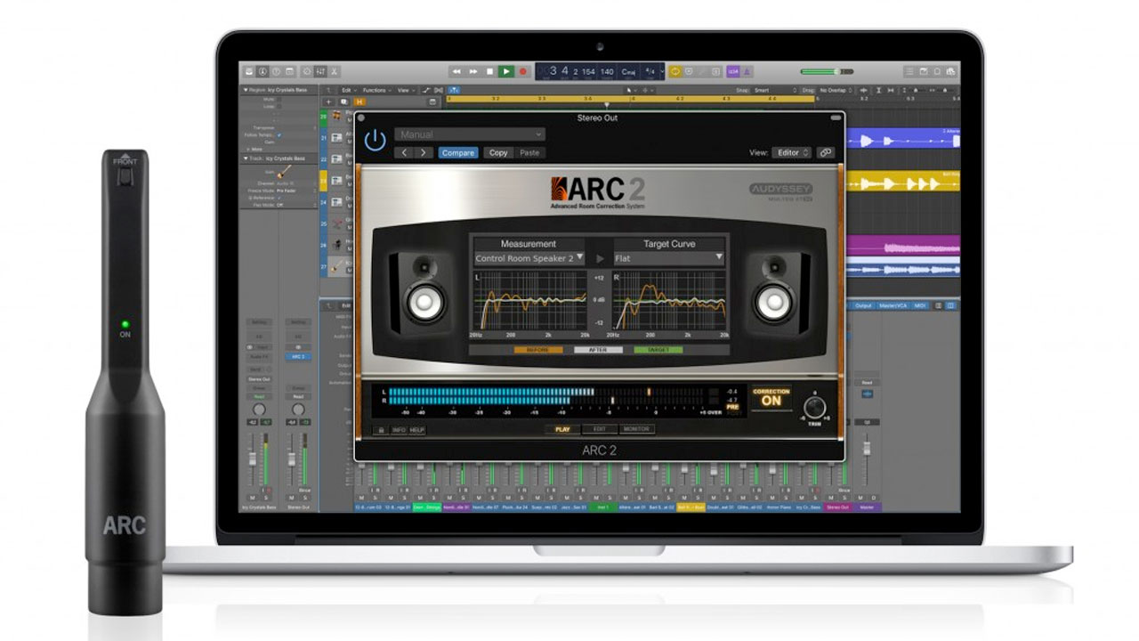 Update: IK Multimedia ARC System 2.5 – Now with MEMS microphone