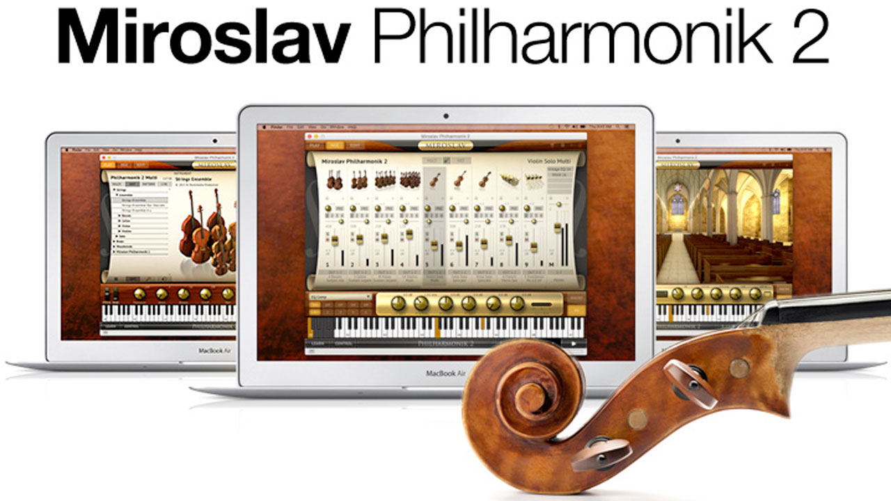 Reminder: IK Multimedia Miroslav Philharmonik 2 – 50% Off – Ends Tomorrow, August 10th