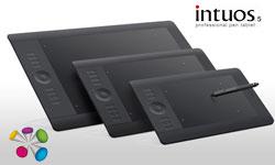 New: Wacom's Intuos5 Pen Tablet Artfully Inspires Creative Expression