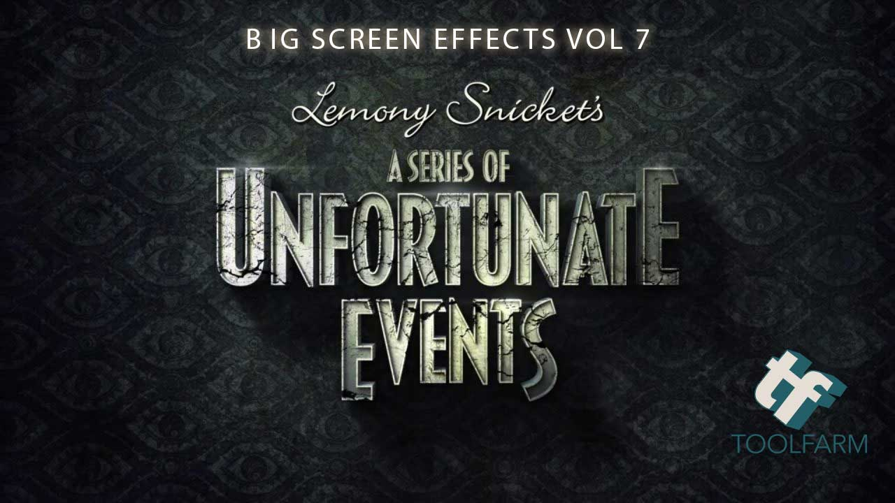 Big Screen Effects: Lemony Snicket's A Series of Unfortunate Events VFX