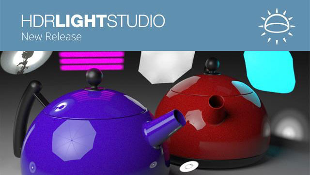 Update: Lightmap HDR Light Studio 5.3.3 is now available