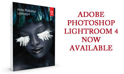 New: Adobe Photoshop Lightroom 4 Now Available