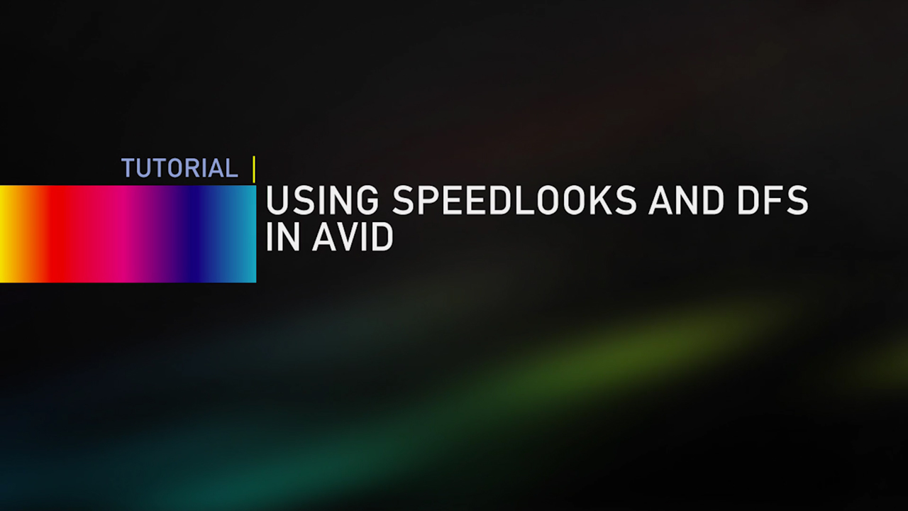 LookLabs: Using SpeedLooks and DFS in AVID #looklabs