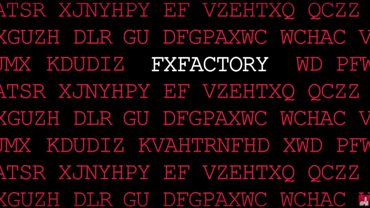 Luca Visual FX Random to Custom Text Tutorial