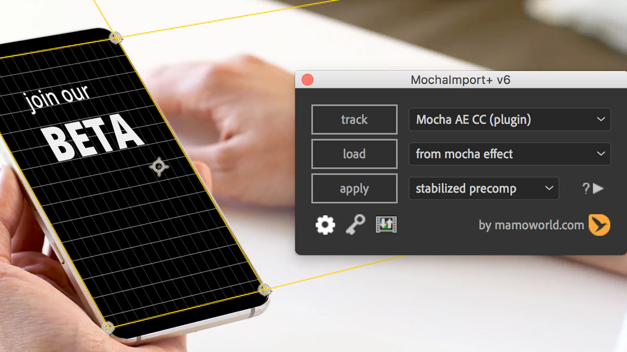 News: mamoworld MochaImport+ V6 – Beta Testers Wanted