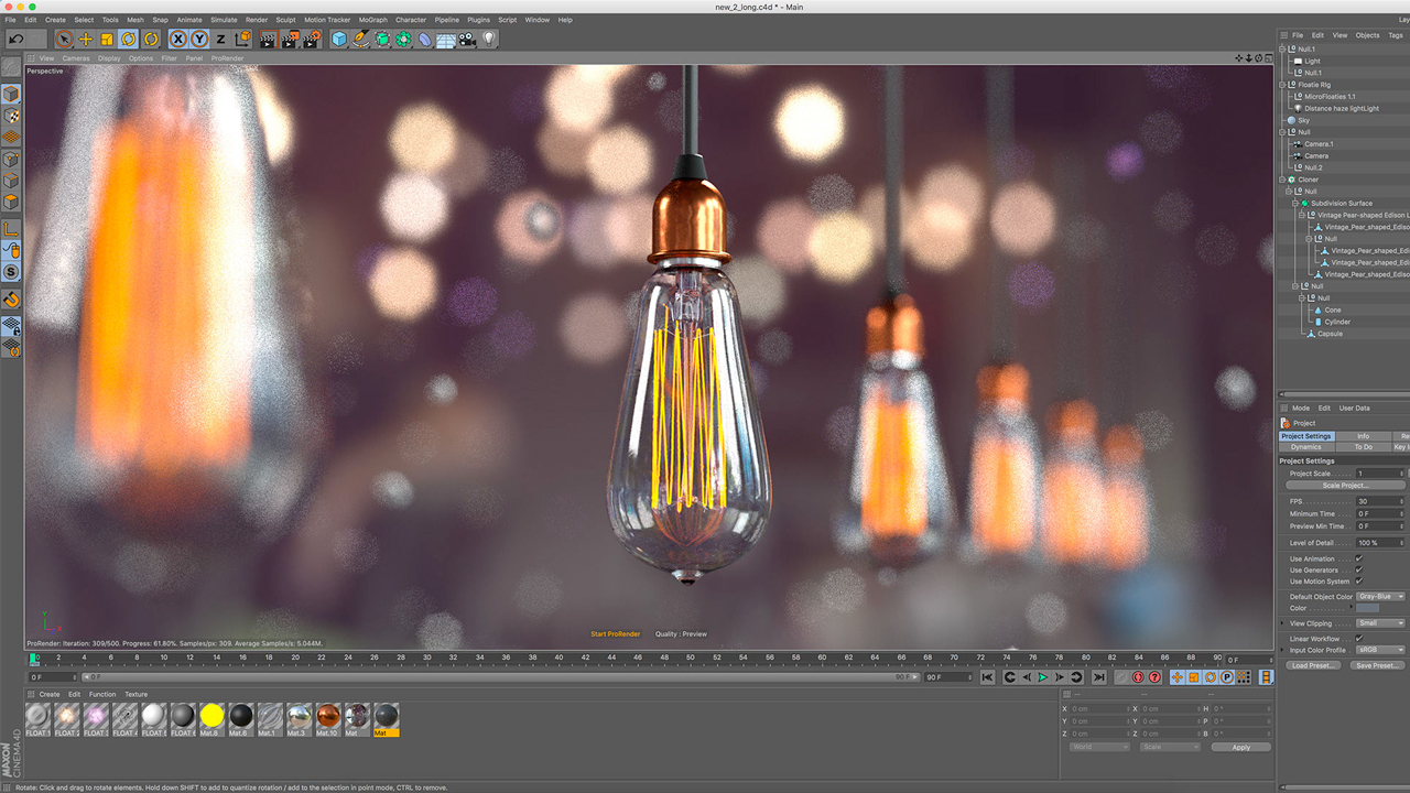 News: Upcoming CINEMA 4D Update – Support for eGPUs on Mac
