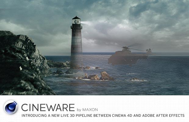 maxon cineware
