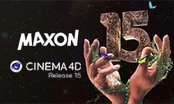 New: MAXON Announces Availability of CINEMA 4D Release 15