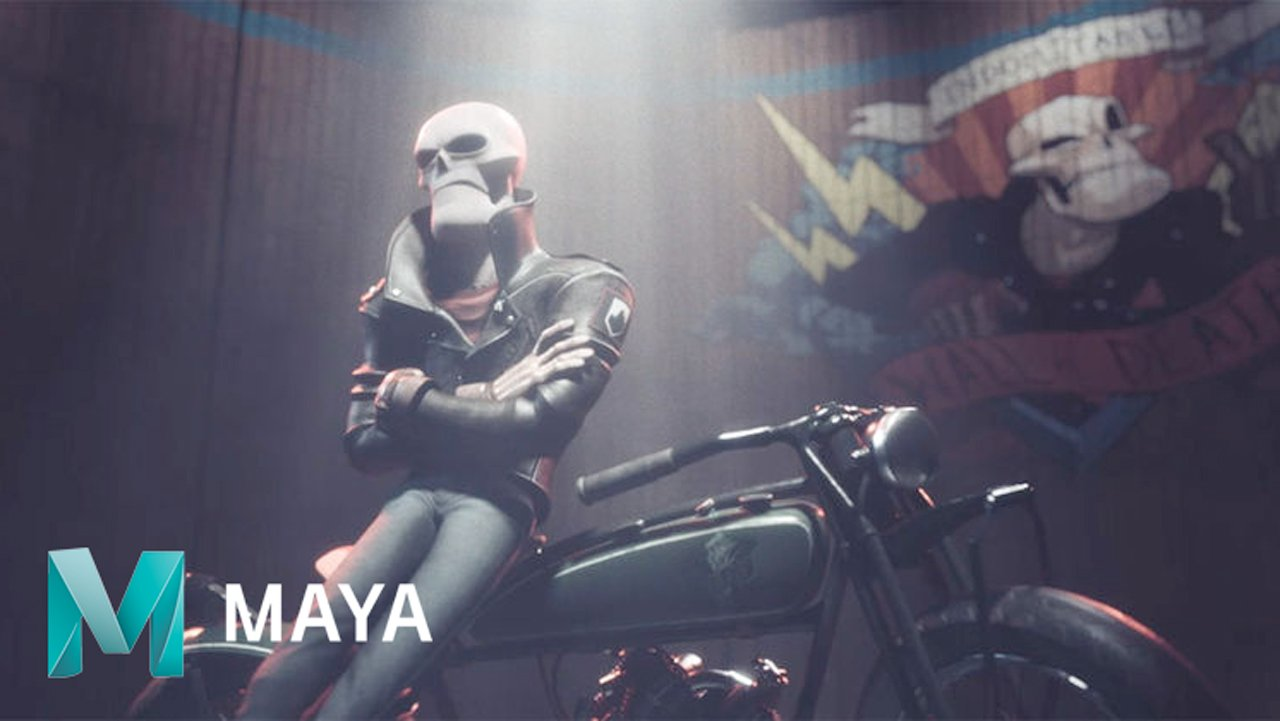 New: Autodesk Maya 2018 is Now Available – Faster and More Efficient