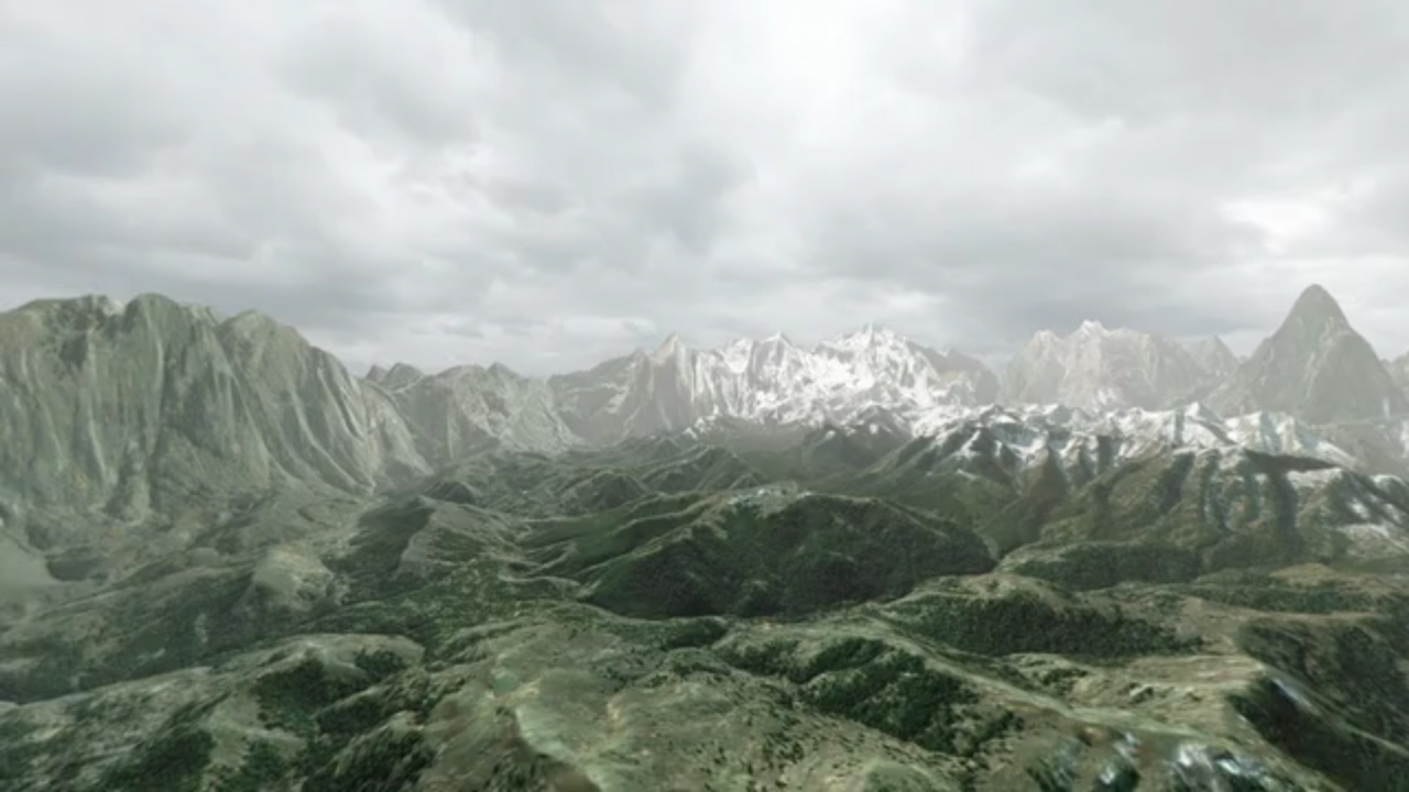 Mettle: 360° Landscapes in After Effects CC 2019 with FreeForm Pro + GEOLayers 2