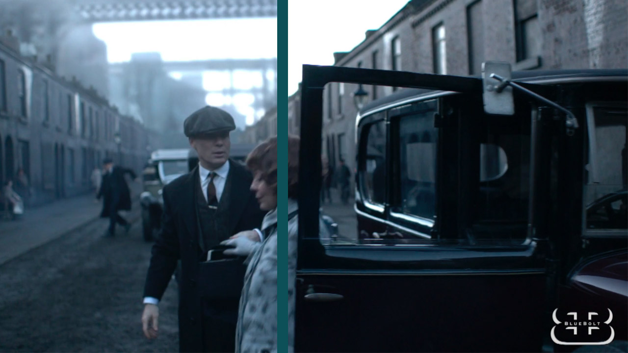 Midweek Motivations – Peaky Blinders VFX Breakdown