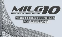 Now at Toolfarm: Motionworks Making it Look Great 8-10; C4D Training with Rob Redman