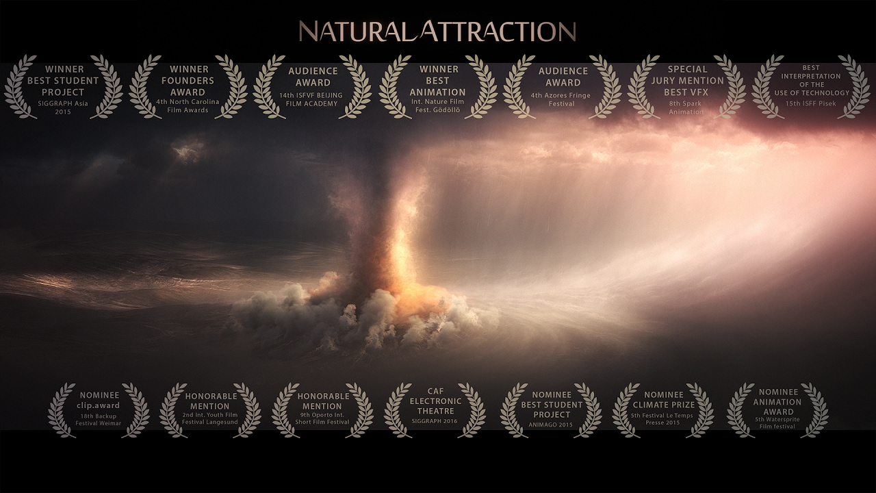 Inspiration: Natural Attraction Short Film and VFX Breakdown