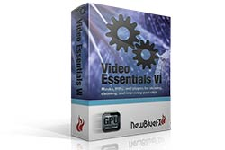 New: NewBlueFX Video Essentials VI