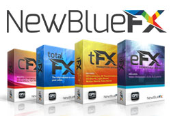 Sale: NewBlueFX New Bundle Options - 20% Off Through April 12 2013