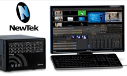 New: Newtek TriCaster 40 Now Available- Go Live, Right Out of the Box, With Off-the-Shelf HD Cameras