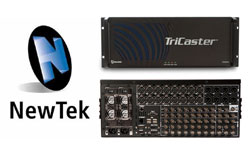 New at Toolfarm: NewTek TriCaster Bundle Options; Special Limited Time Pricing