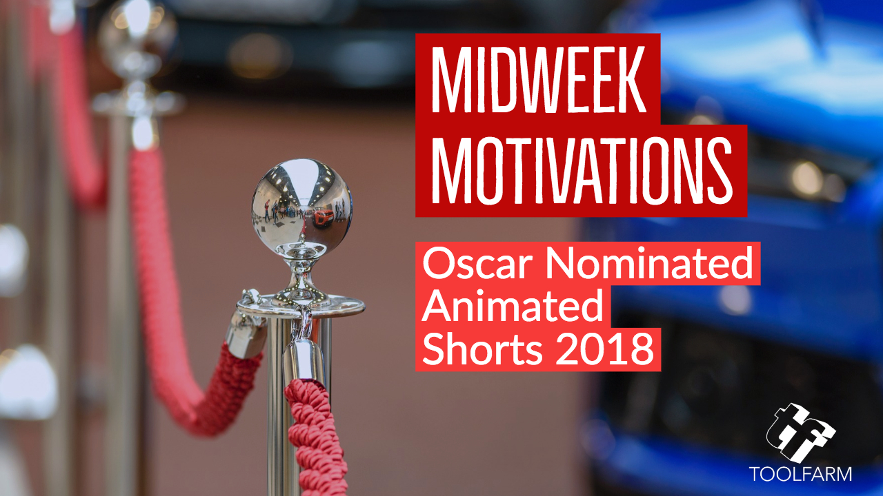 Midweek Motivations: Oscar Nominated Animated Shorts 2018, Part 3