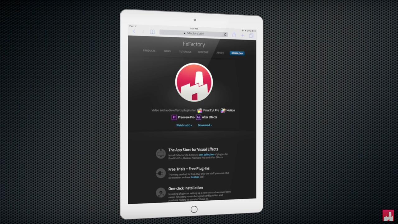 osmFCPX osm.iPad Tutorial