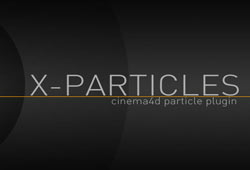 Update: X-Particles for Cinema 4D v2.5 is OUT!