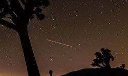 Inspirations: Joshua Tree during the 2013 Perseid Meteor Shower