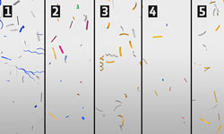 Freebie Friday: Confetti Pack for C4D/AE with Tutorial - from The Pixel Lab
