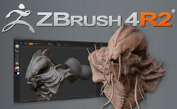 New: Pixologic ZBrush 4R2 Now Available