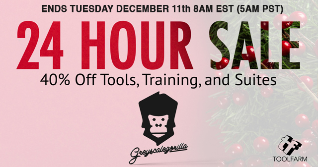 greyscalegorilla holiday sale