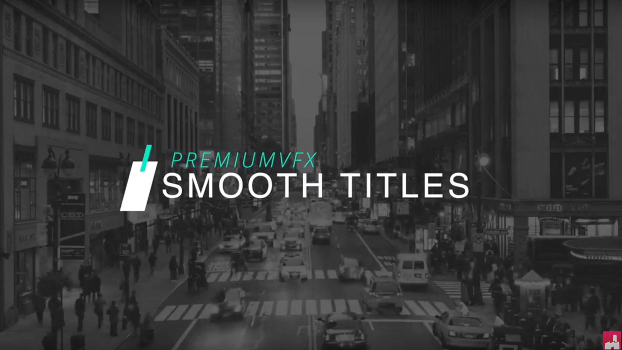 PremiumVFX: Smooth Titles for FCPX Tutorial