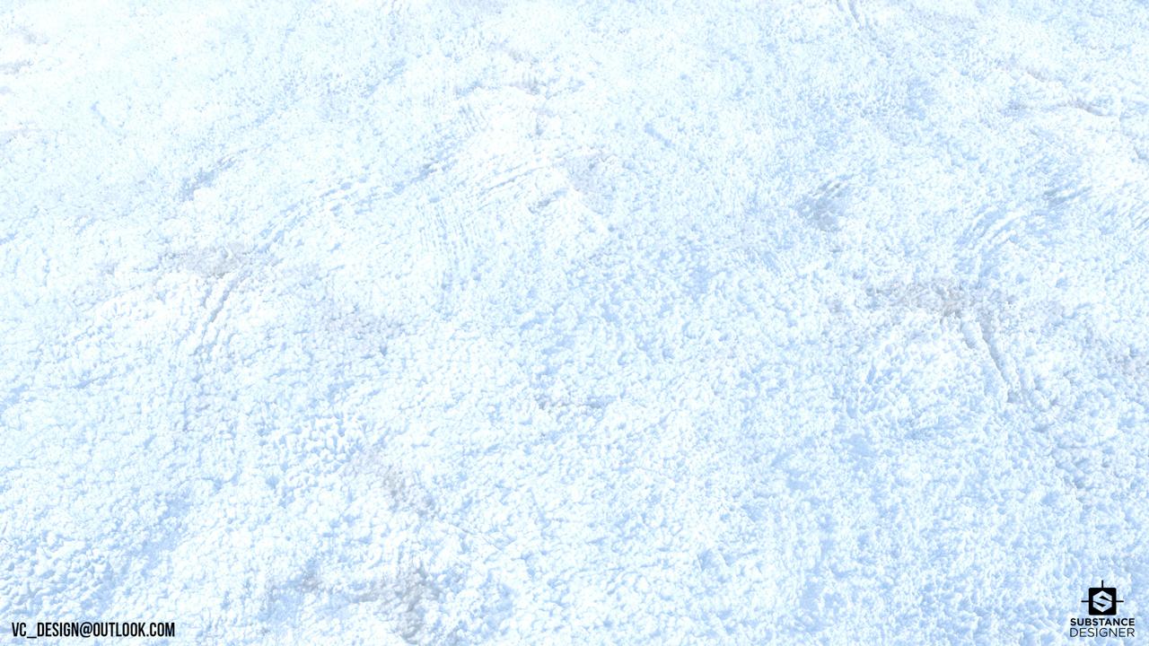 Freebie: Material: Free Procedural Snow Material - Toolfarm