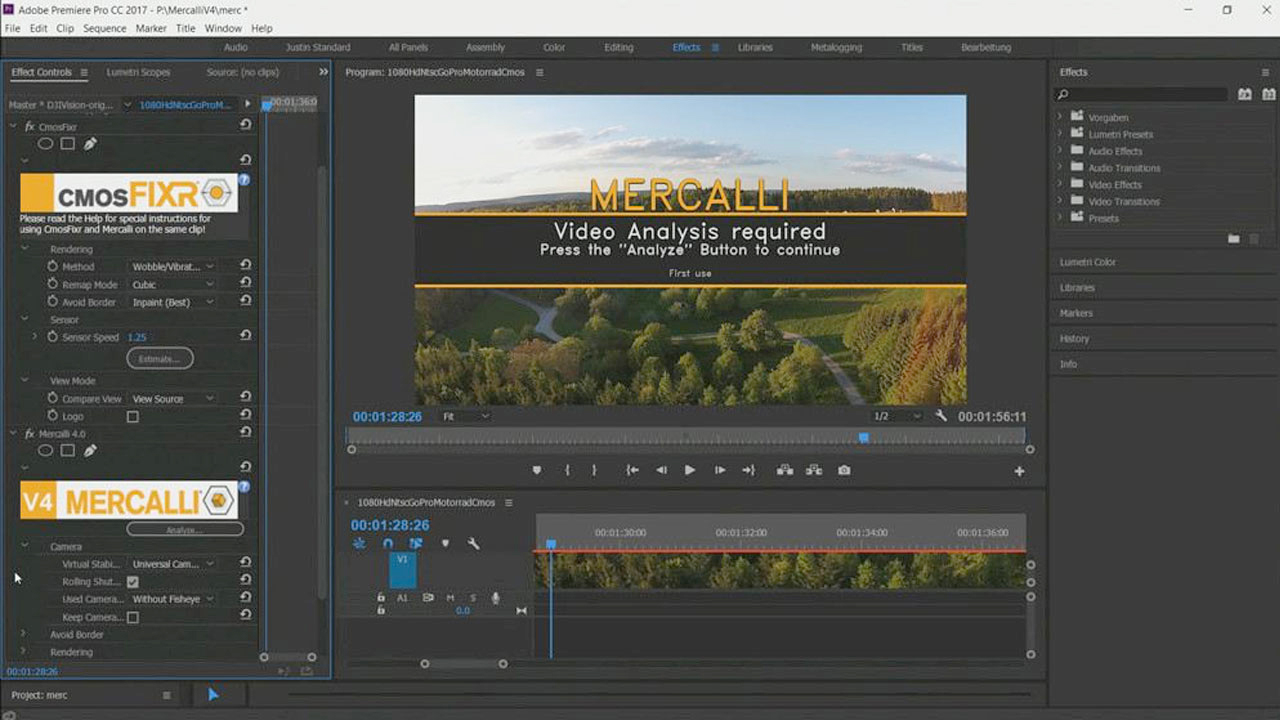 New at Toolfarm: proDAD Mercalli V4 Suite for Adobe is Now Available