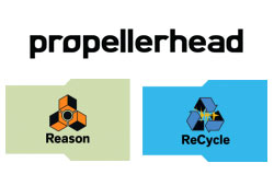 New at Toolfarm: Propellerhead Reason and ReCycle
