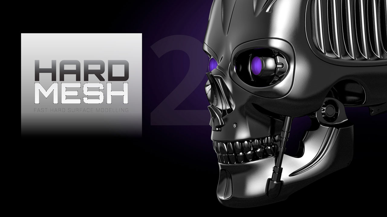 Update: Pux-3D Hard Mesh 2.2 is Now Available for Windows, Mac and Linux