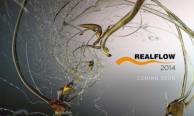 Pre-Launch Sale: Pre-order your NextLimit RealFlow 2014 license and get a 15% discount