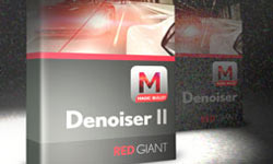 Store Update: Red Giant Magic Bullet Denoiser Temporary Removal in 2011; New Release in Early 2012