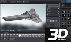 Review: Video Copilot Element 3D for After Effects at 3D World (5/5)