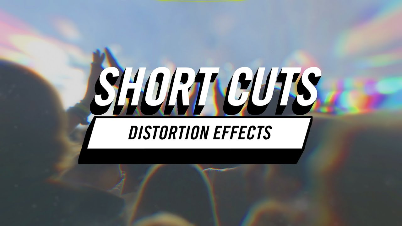 Short Cuts | How to Create FAST Distortion Effects in Adobe Premiere