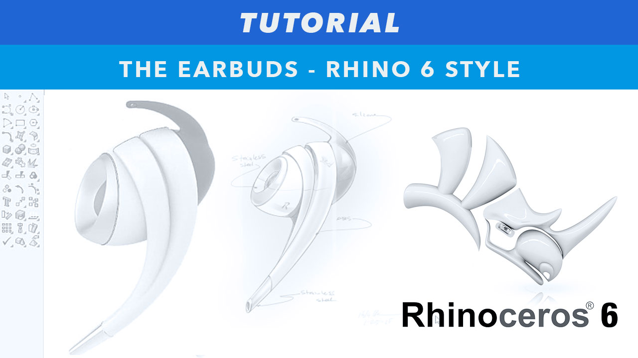 The Earbuds – Rhino 6 Style