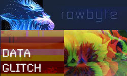 New: Rowbyte Data Glitch and Rowbyte Separate RGB