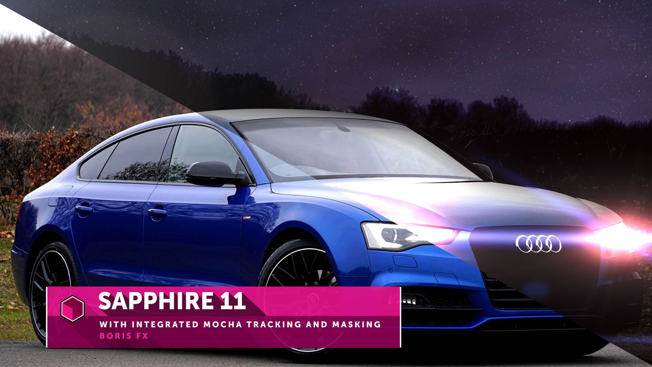 New: Sapphire 11 is Now Available – With Integrated Mocha Tracking and Masking