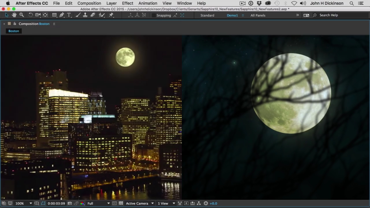 Sapphire Luna – Create a Photorealistic Moon Rendering