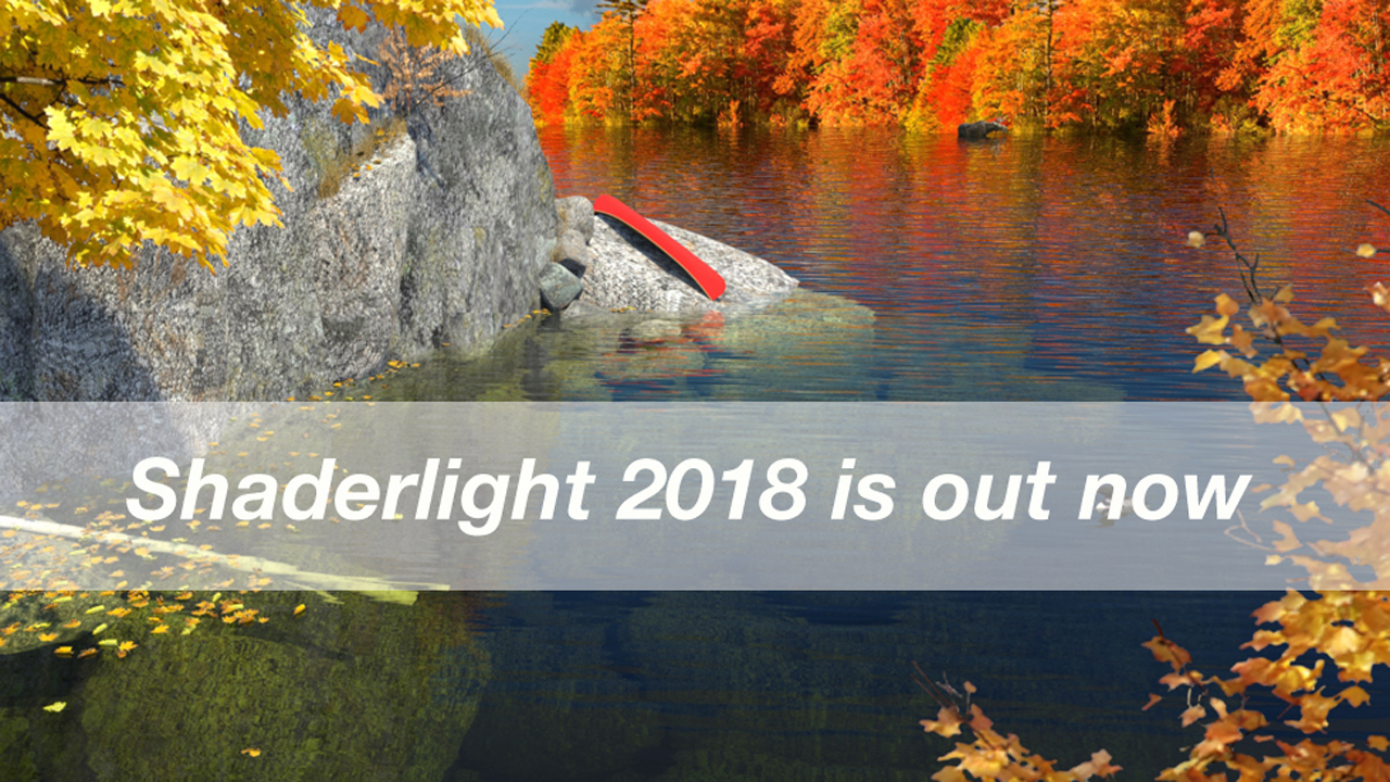 New: ArtVPS Shaderlight 2018 for Sketchup is Now Available