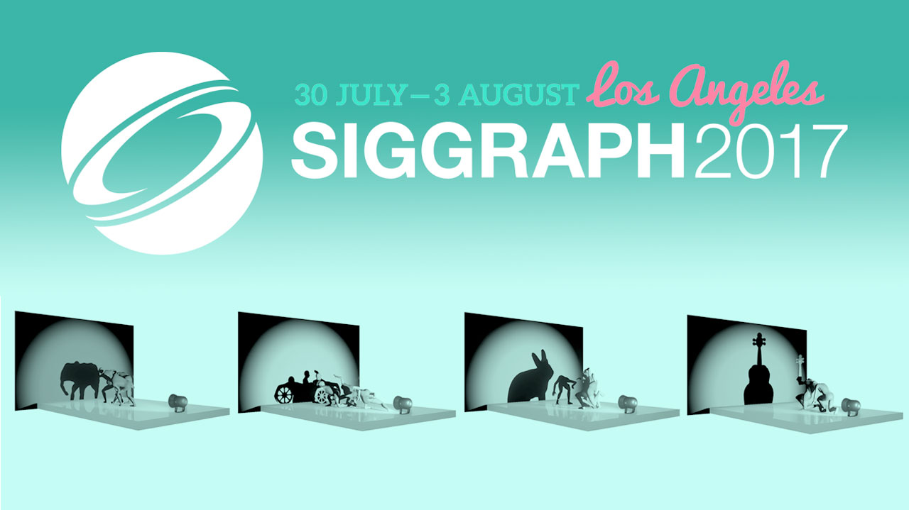 News: SIGGRAPH 2017 News Round-up at 3D Artist Online