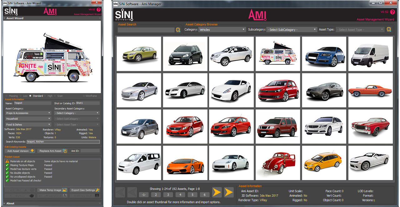 sini ami coming soon