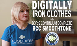 Tutorial: Digitally Iron Clothing in After Effects with Boris Continuum Complete BCC SmoothTone