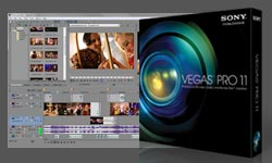 New: Sony Vegas Pro 11 Now Available