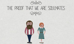 Inspirations: The proof that we are soulmates by Emanuele Colombo