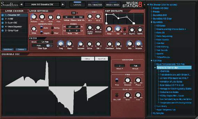 Freebie: SoundBytes Wusik Station 8 – Free VST Instrument